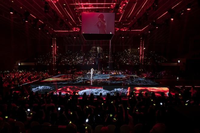 Inner Me Concert của Vũ Cát Tường: từ chú báo khổng lồ, xe hơi đồ chơi đến một trái tim vẹn nguyên với âm nhạc sau 6 năm! - ảnh 4
