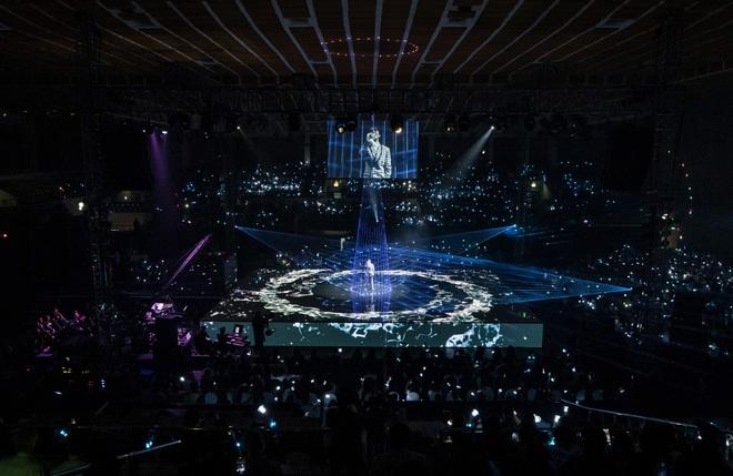 Inner Me Concert của Vũ Cát Tường: từ chú báo khổng lồ, xe hơi đồ chơi đến một trái tim vẹn nguyên với âm nhạc sau 6 năm! - ảnh 5