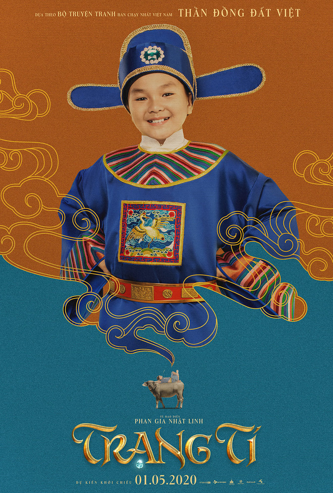 Ngô Thanh Vân nhá hàng Trạng Tí chiếu vào năm Chuột 2020, nam chính là diễn viên nhí nhẵn mặt ai cũng quen - Ảnh 4.