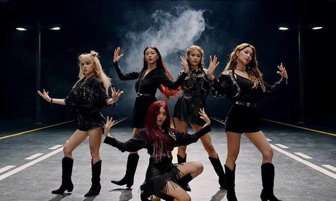Top 30 nhóm nhạc nữ hot nhất hiện nay: BLACKPINK đã trở lại nhưng vẫn thua 2 đối thủ, bị chính cựu thành viên lấn át - ảnh 7