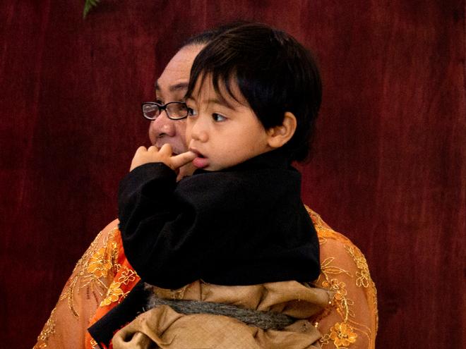 Chân dung tiểu hoàng tử Tonga: Mới sinh ra nắm trong tay vận mệnh của một hoàng gia, càng lớn càng khiến người hâm mộ phát cuồng - ảnh 6