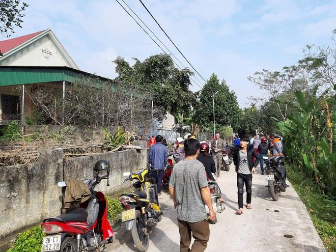 Tá hỏa phát hiện hai vợ chồng trẻ ở Hà Tĩnh tử vong bất thường trong nhà riêng - ảnh 1