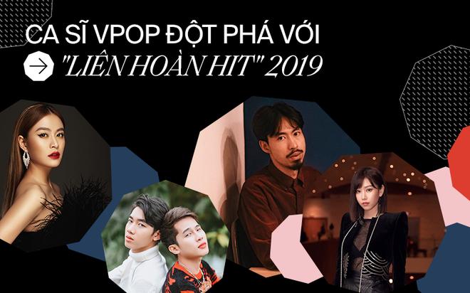 Hoàng Thuỳ Linh, Min, Jack & K-ICM... đồng loạt công phá Vpop 2019: Sở hữu tuyển tập toàn hit, ra MV nào lên đỉnh MV ấy! - Ảnh 1.