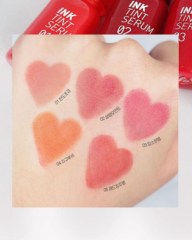 Trời rét đậm môi chỉ trực khô nứt, đây là 5 thỏi son tint Hàn siêu mềm môi mà lại bền màu từ sáng tới chiều xứng đáng để bạn khuân về - ảnh 16