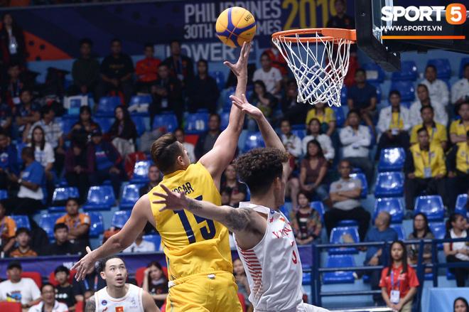 Đội bóng rổ nam Việt Nam đi vào lịch sử, giành huy chương đồng nội dung thi đấu 3x3 sau chiến thắng kịch tính trước Thái Lan - Ảnh 2.
