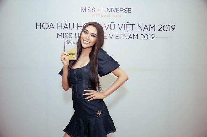 Chính thức công bố giải thưởng phụ đầu tiên của Hoa hậu Hoàn vũ Việt Nam: Tường Linh là mỹ nhân có nụ cười đẹp nhất! - ảnh 1