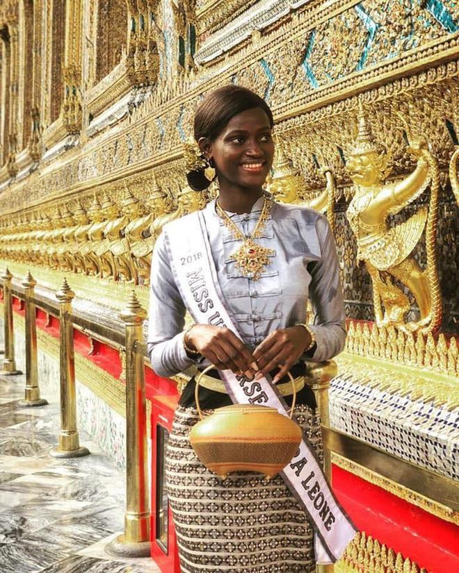 Đủ tiền mua vé máy bay đến Mỹ, người đẹp nghèo từng mất tích tại Miss Universe 2018 trở lại với cuộc thi - ảnh 2