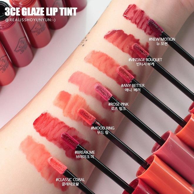 Trời rét đậm môi chỉ trực khô nứt, đây là 5 thỏi son tint Hàn siêu mềm môi mà lại bền màu từ sáng tới chiều xứng đáng để bạn khuân về - ảnh 2