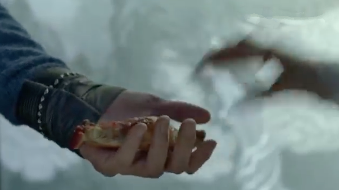 Tín vật định tình kì cục của Khánh Dư Niên: Nàng trao một cái đùi gà, chàng đem về cất vào hộp ngọc? - Ảnh 8.