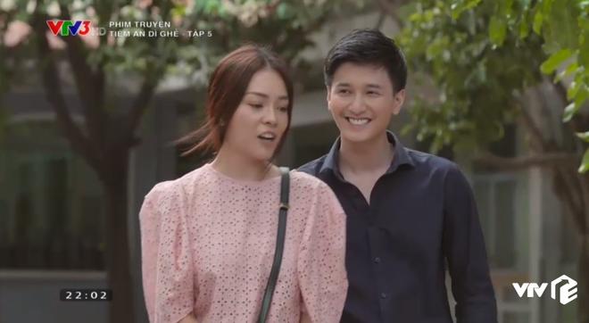 Tiệm Ăn Dì Ghẻ tập 5: Chồng ép bán thân vì hợp đồng nghìn đô, Thiên Kim đau đớn xin làm vợ chứ không làm gái - ảnh 4