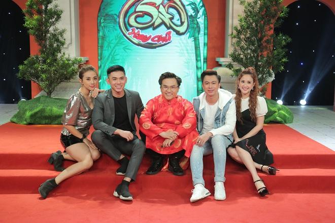 Đại Nghĩa cầm trịch TV Show thách đố sao Việt về ca dao tục ngữ - Ảnh 1.