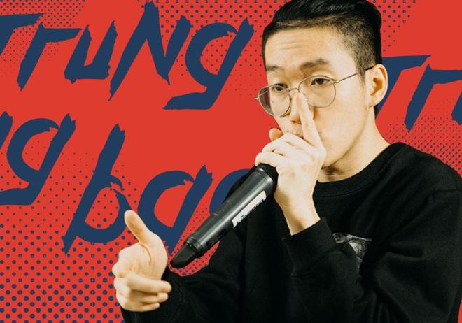 Trung Bảo - chàng trai đưa beatbox Việt lên bản đồ thế giới: Đam mê không có khái niệm an toàn - Ảnh 1.