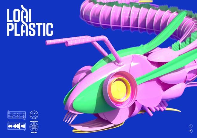 Chiến dịch Loài Plastic: Dùng chính sự sáng tạo để bảo vệ Trái Đất - Ảnh 1.