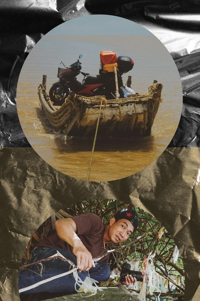 Hành trình cứu biển của nhiếp ảnh gia đi xe máy hơn 7.000km, chụp 3.000 bức ảnh về rác thải nhựa - Ảnh 1.