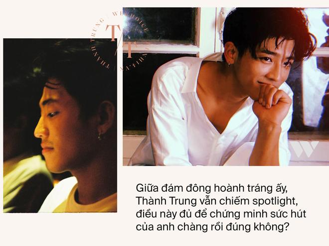 """Hồ Thành Trung - Trai đểu MV """"Trời giấu trời mang đi"""": Gương mặt đậm chất điện ảnh, con gái nhìn vào tự đổ khỏi cần cưa! - Ảnh 2."""