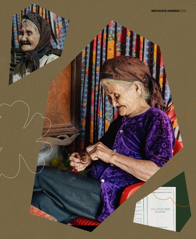 Mấy ai yêu đời được như cụ bà quyết tâm thoát nghèo: Xuân xanh cũng đến 85, nếu bà trang điểm thì trăng rằm thua xa - Ảnh 2.
