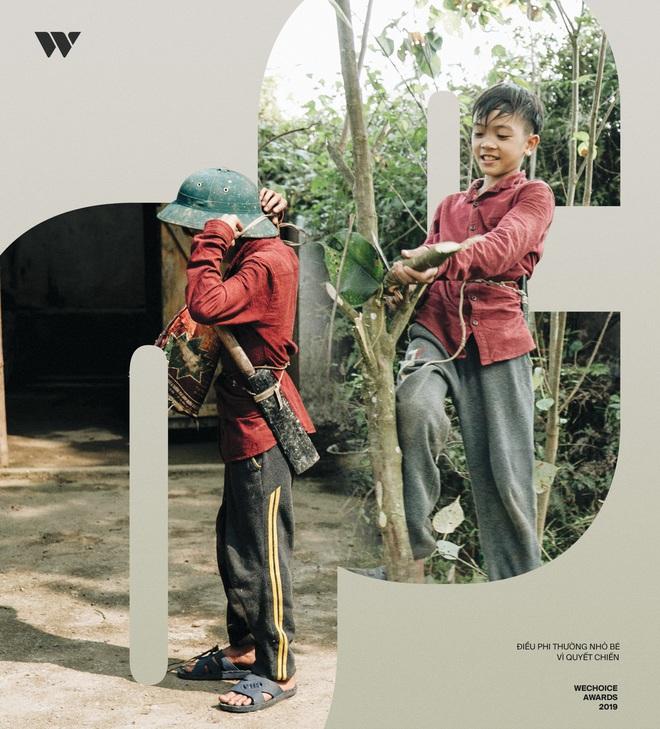 """Cậu bé dân tộc Vì Quyết Chiến đạp xe 100km xuống Hà Nội thăm em: Nếu Lực còn sống, em mong Lực đừng cố chấp, liều lĩnh như em"""" - Ảnh 4."""