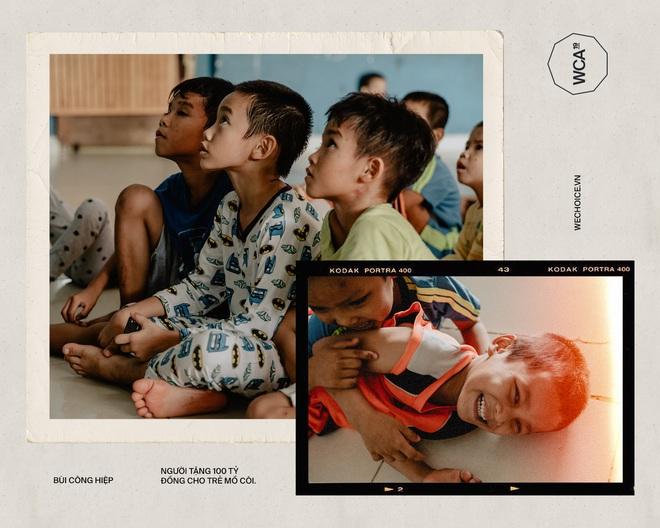 Người cha kỳ lạ ở Sài Gòn: Đổi 100 tỷ để mua đại dương yêu thương cho trẻ có hoàn cảnh đặc biệt - Ảnh 12.
