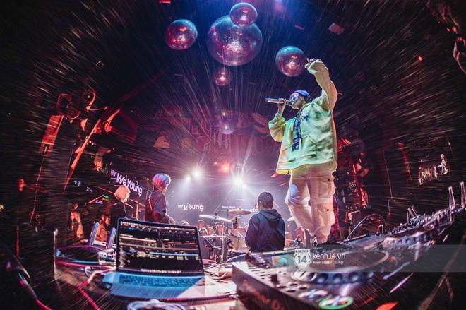 WeYoung: /unmute/ tại Hà Nội: Mạch nước ngầm Indie tự do bay nhảy trong thế giới riêng của mình - Ảnh 13.