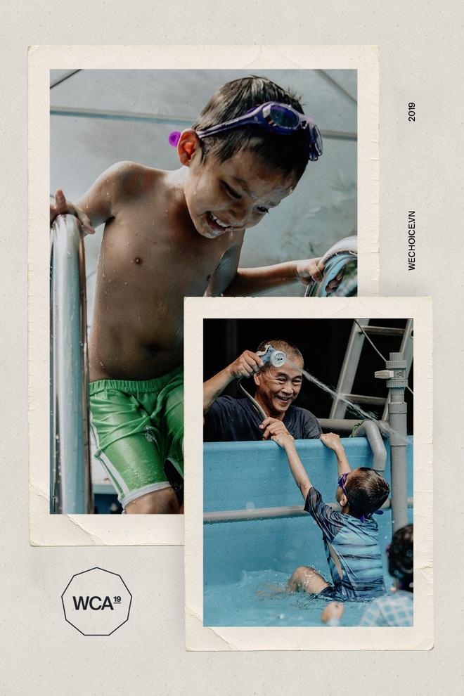 Người cha kỳ lạ ở Sài Gòn: Đổi 100 tỷ để mua đại dương yêu thương cho trẻ có hoàn cảnh đặc biệt - Ảnh 11.