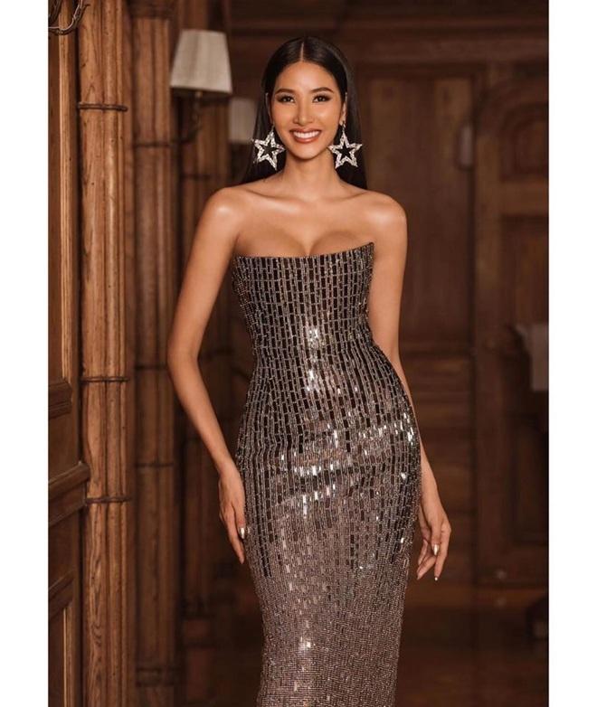 Phạm Hương kêu gọi bình chọn, tiết lộ lợi thế của Hoàng Thùy trong đấu trường nhan sắc Miss Universe - ảnh 9