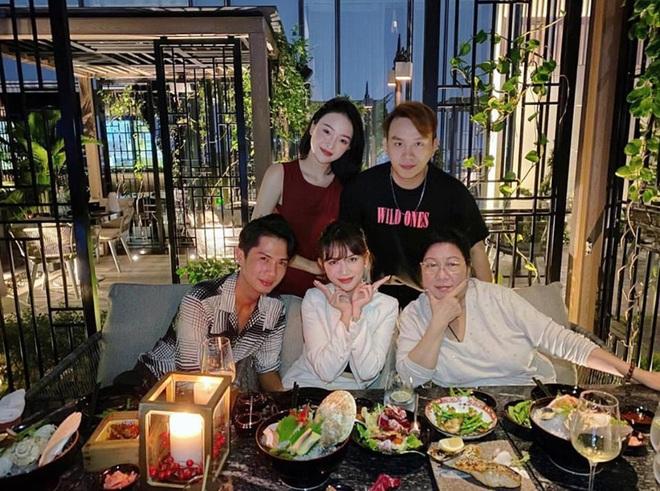 Sau công khai hẹn hò, Sĩ Thanh đưa Huỳnh Phương dự tiệc ra mắt gia đình: Phải chăng sắp về chung một nhà? - ảnh 3