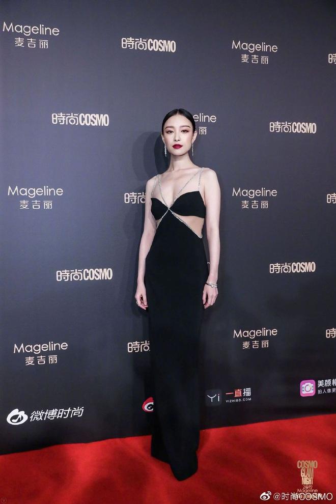Bội thực thảm đỏ khủng quy tụ 100 sao Hoa-Hàn: Nhiệt Ba - HyunA sexy nổ mắt, Yoona đẹp tựa công chúa, Thẩm Nguyệt thất vọng - Ảnh 15.