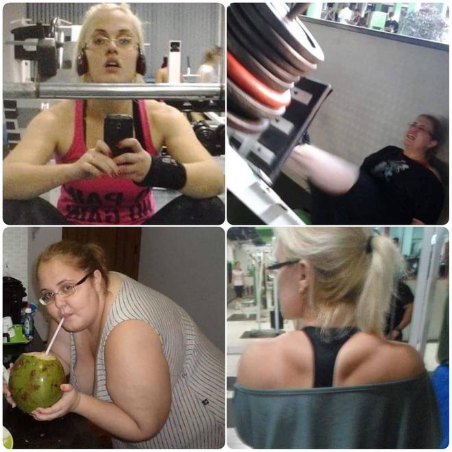 Blogger người Brazil chia sẻ bí quyết giảm gần trăm cân, lột xác hoàn toàn thành một con người khác - ảnh 7