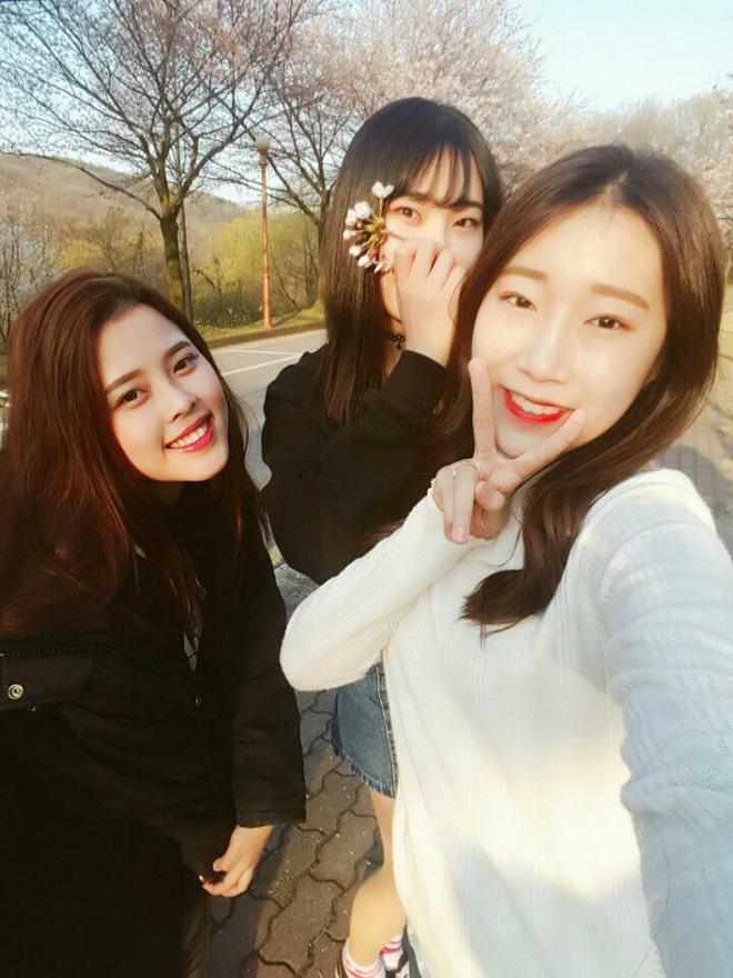 Học muội của Park Bo Gum: Chưa vào học ở Hàn, các bạn và tiền bối đã biết mặt đặt tên mình, điều đó rất bất tiện - Ảnh 6.