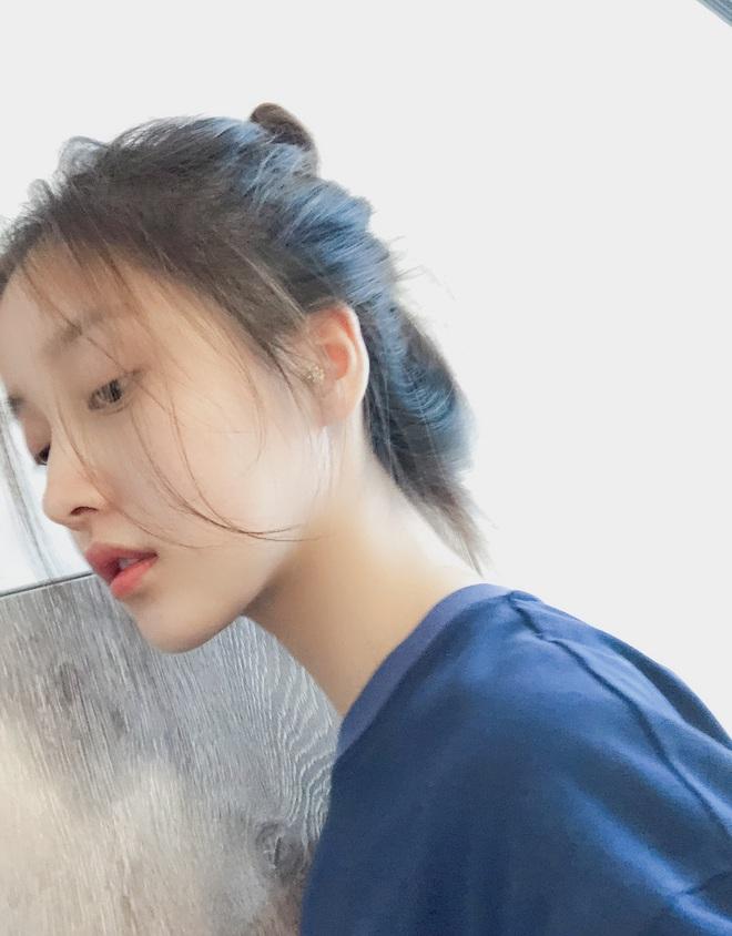 Biện minh vì góc chụp nên trông kém sắc hơn bình thường, hot girl nhận cả rổ gạch đá: Khác biệt sương sương là vậy ư? - ảnh 3