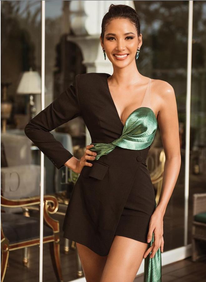 Hoàng Thùy là thí sinh duy nhất được Miss Universe khoe khoảnh khắc chụp ảnh bikini, còn khoe dáng cực nuột - ảnh 2