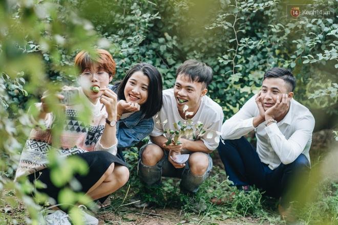 Khám phá vườn táo của trường Đại học rộng nhất Việt Nam, chỉ mất 15k là ăn tẹt ga lại còn được đống ảnh sống ảo - ảnh 10