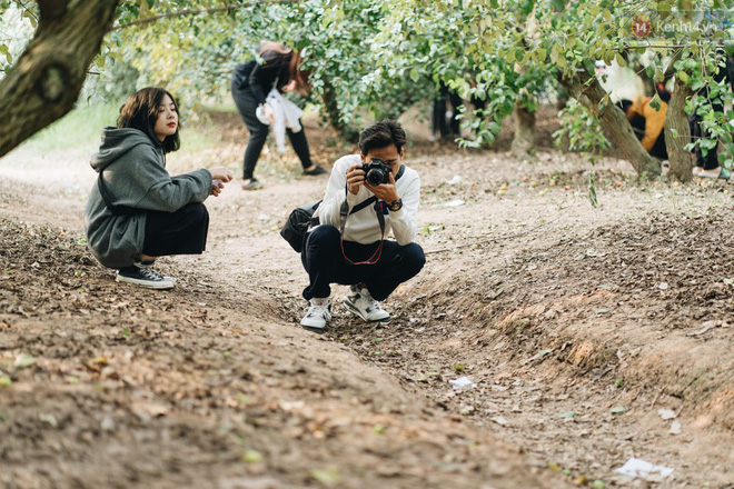 Khám phá vườn táo của trường Đại học rộng nhất Việt Nam, chỉ mất 15k là ăn tẹt ga lại còn được đống ảnh sống ảo - ảnh 14