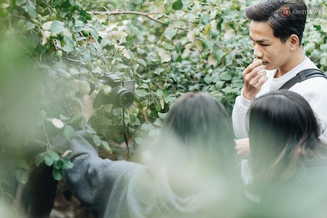 Khám phá vườn táo của trường Đại học rộng nhất Việt Nam, chỉ mất 15k là ăn tẹt ga lại còn được đống ảnh sống ảo - ảnh 13