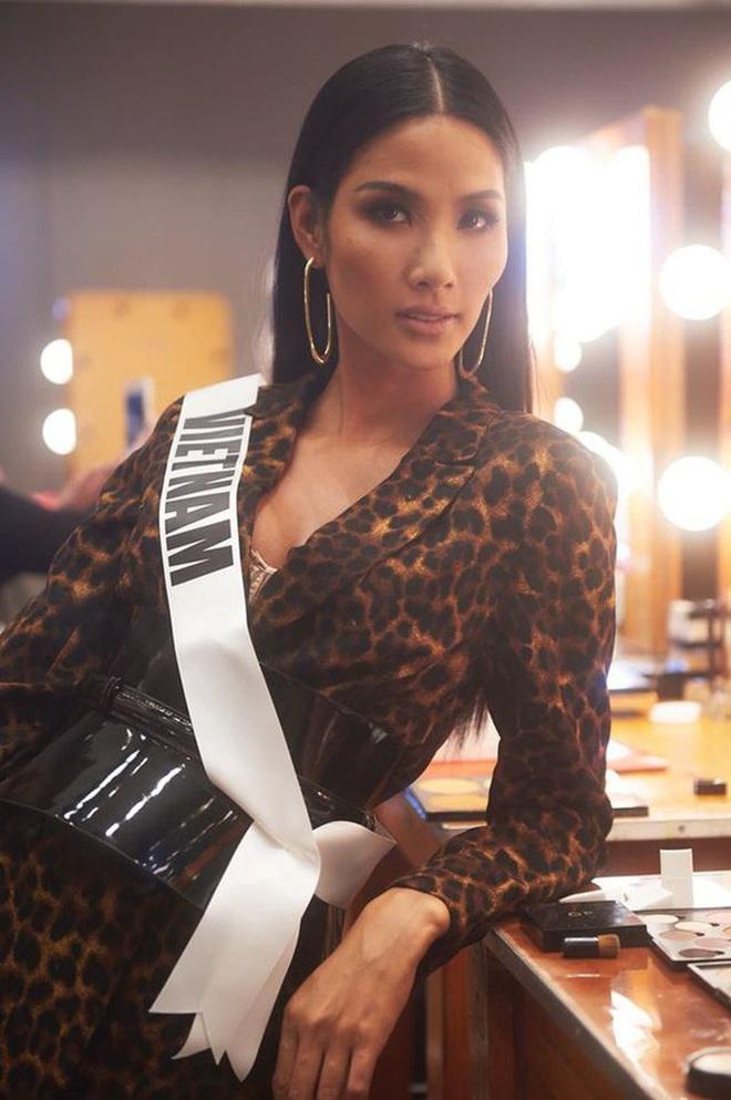 Hoàng Thùy là thí sinh duy nhất được Miss Universe khoe khoảnh khắc chụp ảnh bikini, còn khoe dáng cực nuột - ảnh 3