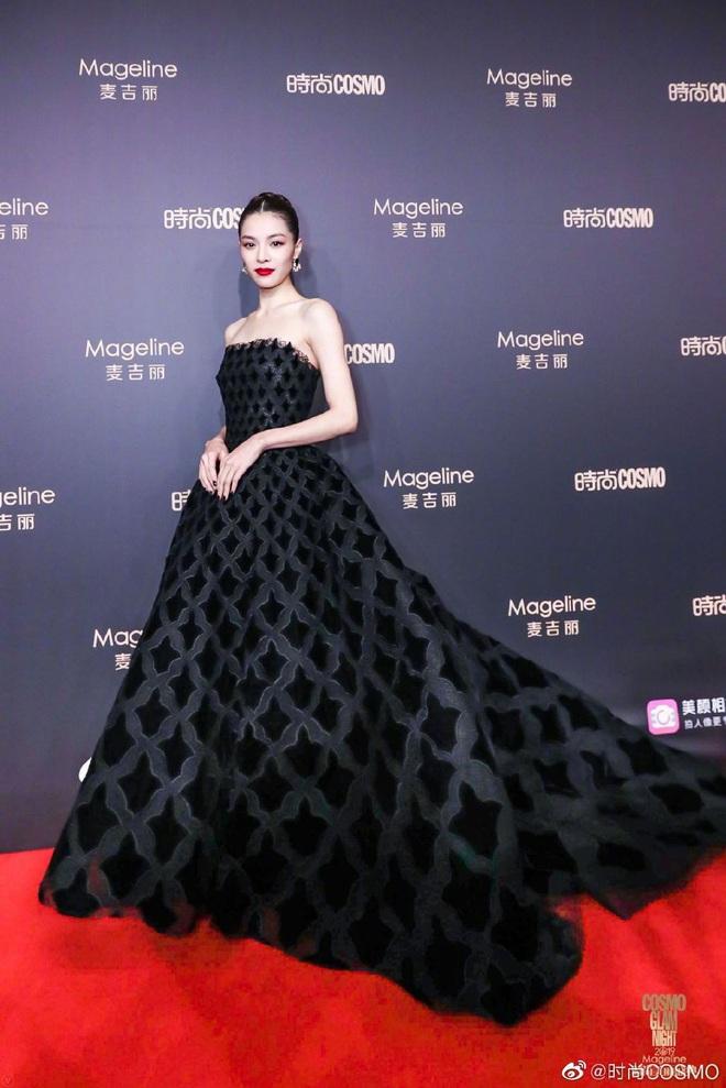 Bội thực thảm đỏ khủng quy tụ 100 sao Hoa-Hàn: Nhiệt Ba - HyunA sexy nổ mắt, Yoona đẹp tựa công chúa, Thẩm Nguyệt thất vọng - Ảnh 29.