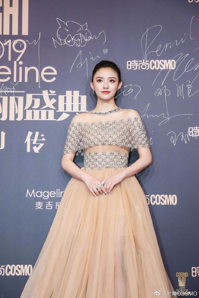 Bội thực thảm đỏ khủng quy tụ 100 sao Hoa-Hàn: Nhiệt Ba - HyunA sexy nổ mắt, Yoona đẹp tựa công chúa, Thẩm Nguyệt thất vọng - Ảnh 26.