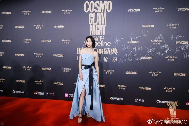 Bội thực thảm đỏ khủng quy tụ 100 sao Hoa-Hàn: Nhiệt Ba - HyunA sexy nổ mắt, Yoona đẹp tựa công chúa, Thẩm Nguyệt thất vọng - Ảnh 55.