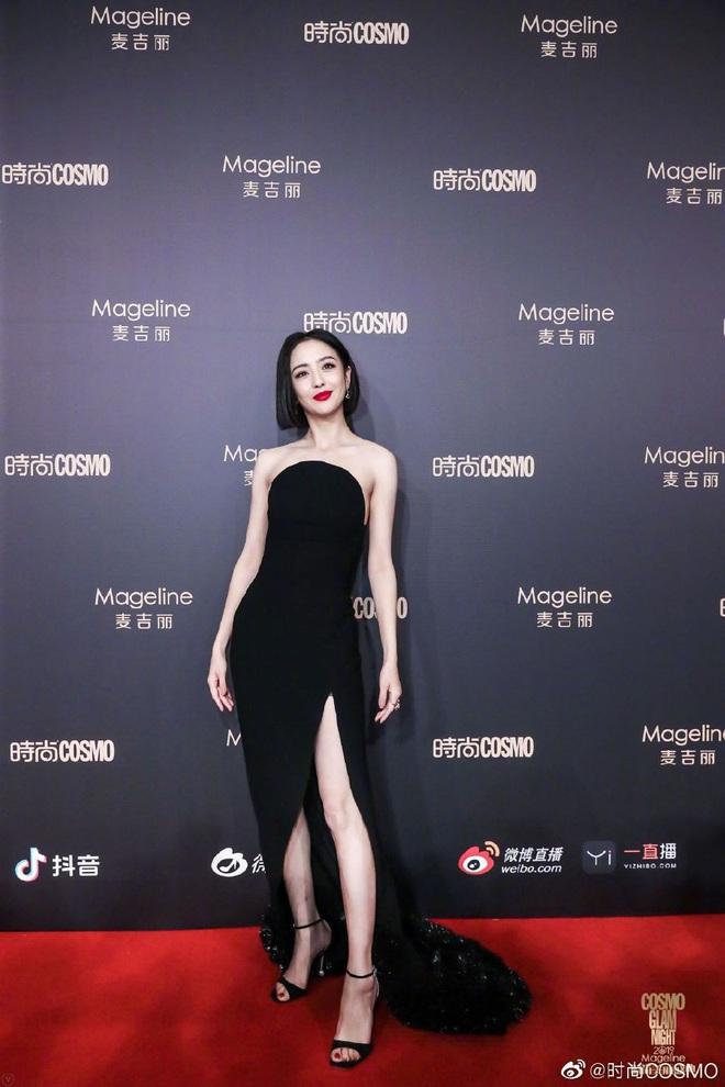 Bội thực thảm đỏ khủng quy tụ 100 sao Hoa-Hàn: Nhiệt Ba - HyunA sexy nổ mắt, Yoona đẹp tựa công chúa, Thẩm Nguyệt thất vọng - Ảnh 23.