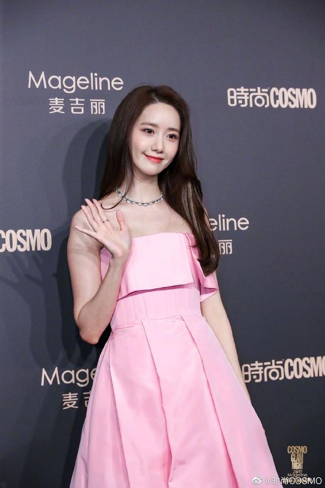 Bội thực thảm đỏ khủng quy tụ 100 sao Hoa-Hàn: Nhiệt Ba - HyunA sexy nổ mắt, Yoona đẹp tựa công chúa, Thẩm Nguyệt thất vọng - Ảnh 10.