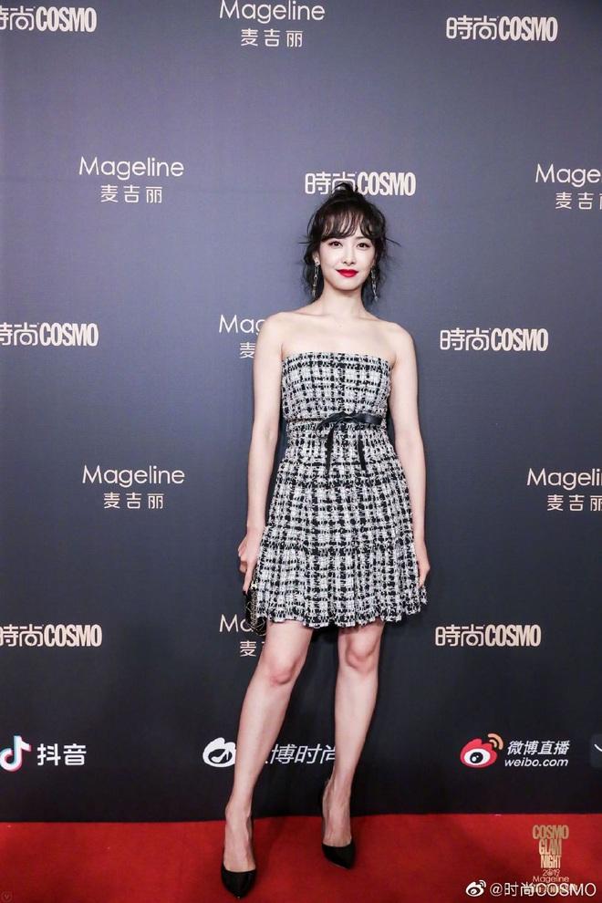 Bội thực thảm đỏ khủng quy tụ 100 sao Hoa-Hàn: Nhiệt Ba - HyunA sexy nổ mắt, Yoona đẹp tựa công chúa, Thẩm Nguyệt thất vọng - Ảnh 18.
