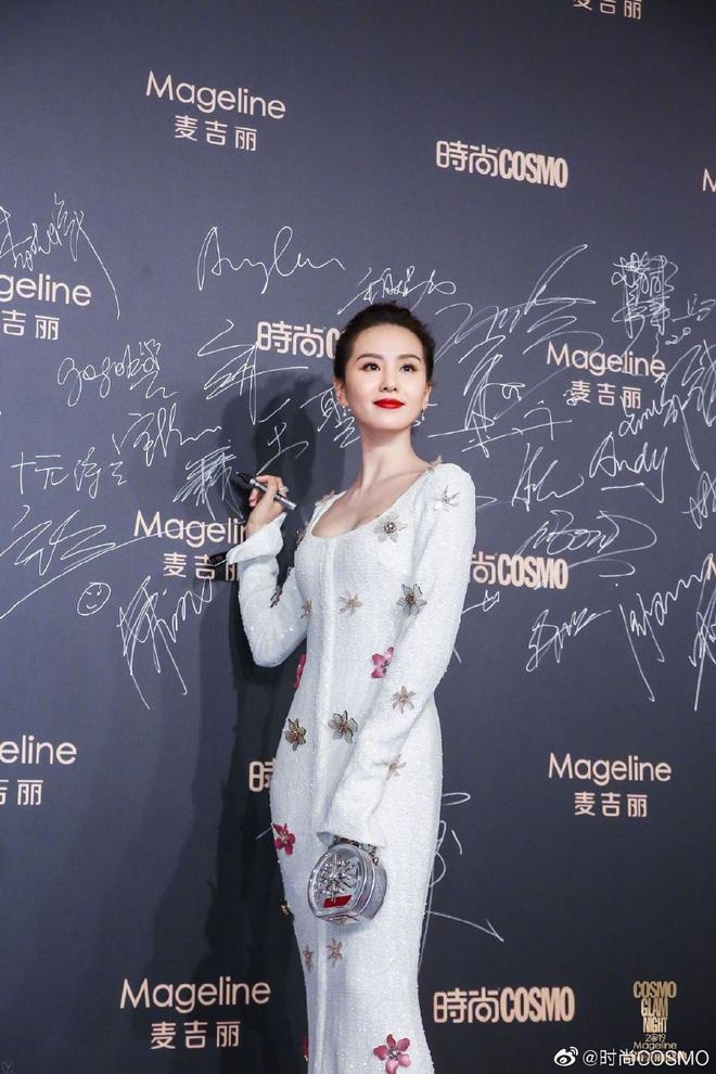 Bội thực thảm đỏ khủng quy tụ 100 sao Hoa-Hàn: Nhiệt Ba - HyunA sexy nổ mắt, Yoona đẹp tựa công chúa, Thẩm Nguyệt thất vọng - Ảnh 17.