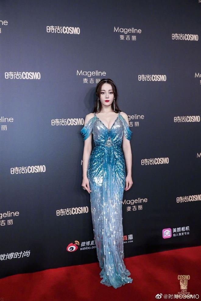 Bội thực thảm đỏ khủng quy tụ 100 sao Hoa-Hàn: Nhiệt Ba - HyunA sexy nổ mắt, Yoona đẹp tựa công chúa, Thẩm Nguyệt thất vọng - Ảnh 1.