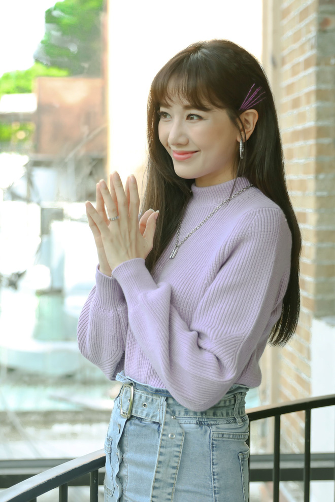 Hari Won lần đầu kết hợp cùng thành viên SS501 tung MV OST cực lãng mạn, bồi hồi nhớ về quãng thời gian mới yêu Trấn Thành? - Ảnh 2.