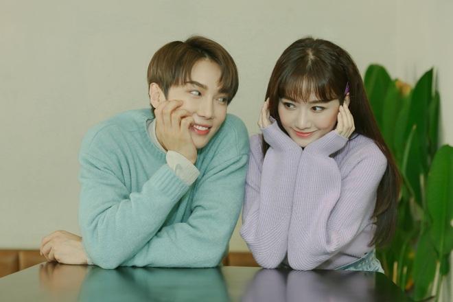 Hari Won lần đầu kết hợp cùng thành viên SS501 tung MV OST cực lãng mạn, bồi hồi nhớ về quãng thời gian mới yêu Trấn Thành? - Ảnh 4.