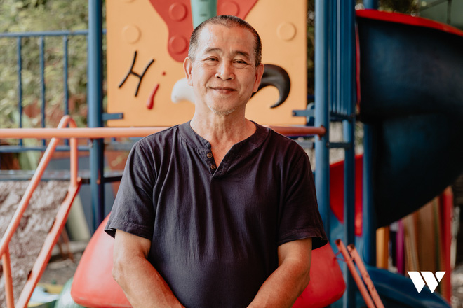 Người cha kỳ lạ ở Sài Gòn: Đổi 100 tỷ để mua đại dương yêu thương cho trẻ có hoàn cảnh đặc biệt - Ảnh 1.