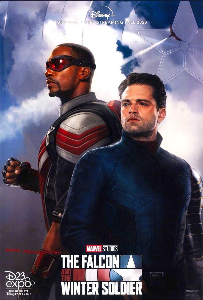 Phim truyền hình Mỹ 2020: Captain America tấn công màn ảnh nhỏ, huyền thoại Lizzie McGuire trở lại - ảnh 2