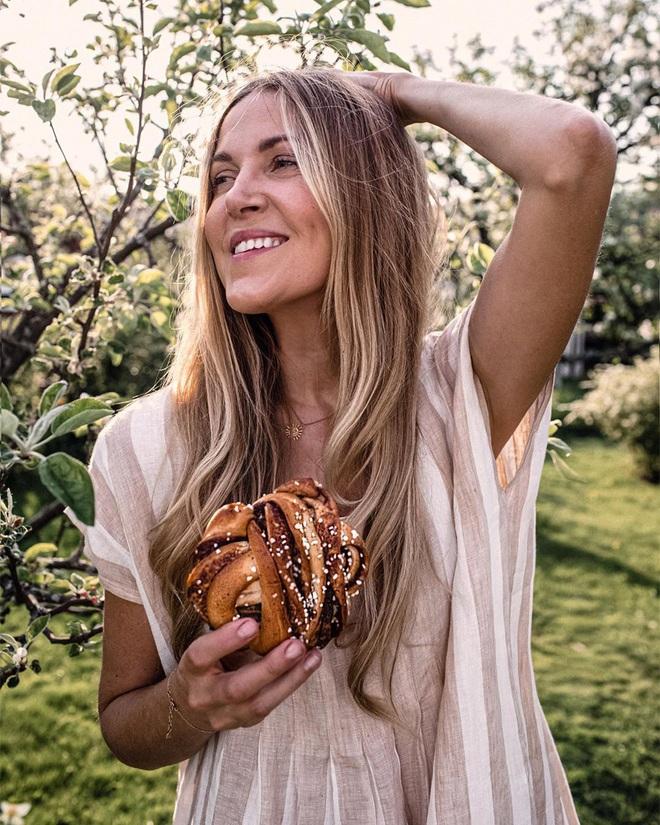 Nữ blogger Phần Lan chia sẻ chế độ ăn thuần chay đã khiến cô mất kinh nguyệt và gặp phải nhiều vấn đề sức khỏe - ảnh 1