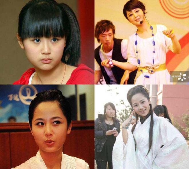 Chuyện nhan sắc mỹ nhân thuở mới vào Cbiz: Nhiệt Ba - Trịnh Sảng quá xinh, Angela Baby - Dương Mịch gây tranh cãi - Ảnh 7.