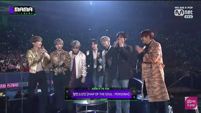 """Thêm 1 mùa """"bội thu"""" giải thưởng của BTS tại MAMA 2019: Đạt đến 10 cúp vàng, """"all-kill"""" toàn bộ Daesang! - ảnh 3"""